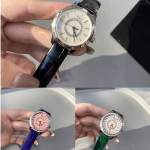 Dior迪奥香港官网代购正品腕表viii montaigne女款真钻石英手表