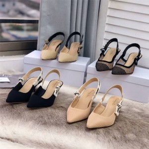 dior官方网站迪奥奢侈品网购网站J'ADIOR 露跟高跟鞋凉鞋
