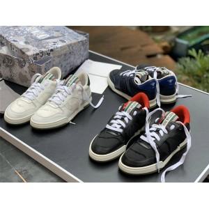 dior专柜迪奥官网新款女鞋拼色牛皮女士TRAVEL 运动鞋KCK266