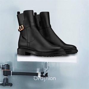 dior香港官网迪奥代购新款女靴EMPREINTE 及踝靴KDI613