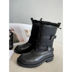 DIOR迪奥官网高仿奢侈品新款EXPLORER 及踝靴短靴3BO232