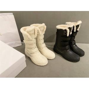 DIOR迪奥官网奢侈品代购网新款女士D-VENTURE 及踝靴雪地靴KDI622