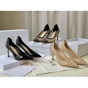 DIOR迪奥中国官网代购新款女士D-MOI 高跟鞋KDP478
