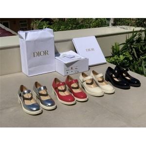 DIOR迪奥专卖店官网粗跟玛丽珍D-DOLL 高跟鞋KDP909