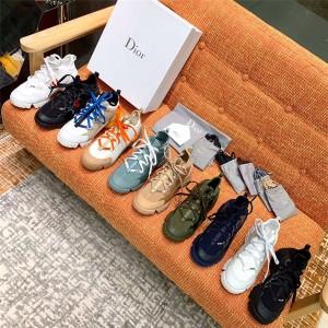 DIOR迪奥美国官网正品女鞋女士D-CONNECT 运动鞋