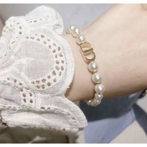 DIOR迪奥香港官网代购30 MONTAIGNE珍珠手链B1096MTGRS_D301