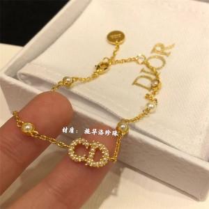 DIOR迪奥官网奢侈品代购CD珍珠CLAIR D LUNE 手链B0668