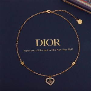 dior法国官网迪奥正品新款IN HEART LIGHTS 项链N1382