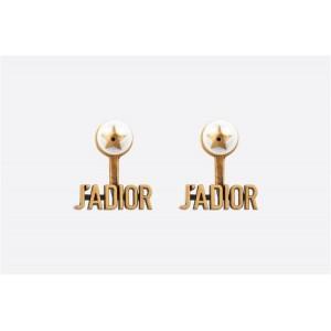 DIOR迪奥官网奢侈品代购网站J'Adior珍珠耳环E1421