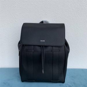 dior中国官网迪奥男士背包上海奢侈品展牛皮双肩包1ESBA102