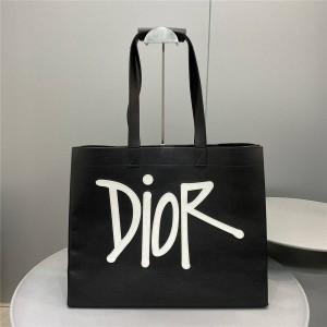 迪奥中国官网原单男包AND SHAWN D-DIOR 手袋购物袋1DOSH153