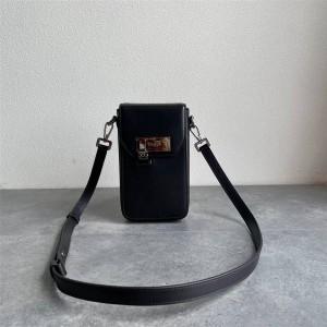 DIOR官网迪奥价格代购光滑牛皮革竖版手拿包手机包2LXCA345