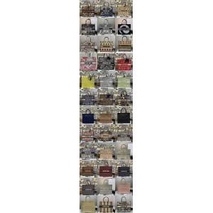dior官网代购迪奥高仿包包大号BOOK TOTE手袋购物袋图片