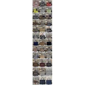 DIOR迪奥中文官网正品价格小号BOOK TOTE手袋购物袋图片