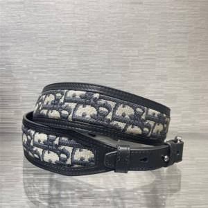 dior产品迪奥官网正品代购Oblique 印花肩带2ESST008UKT_H05E