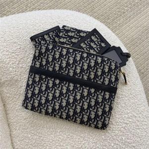 迪奥香港官网正品代购DIORTRAVEL 旅行套装五件套包包S5476