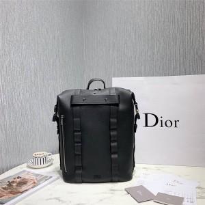 dior中国官网迪奥代购男士SAFARI黑色小牛皮双肩包1SFBA093