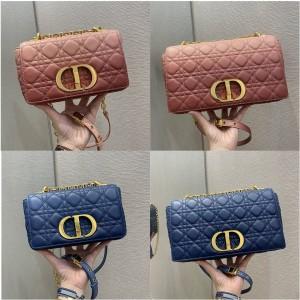 dior香港官网迪奥正品代购渐变色CARO 手袋M9241/M9243