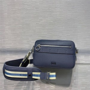 Dior/迪奥中国官网男包新款Safari真皮相机包1SFPO101