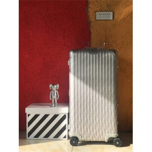 Rimowa/日默瓦中文官网正品拉杆箱DIOR迪奥合作款铝镁合金31寸登机箱